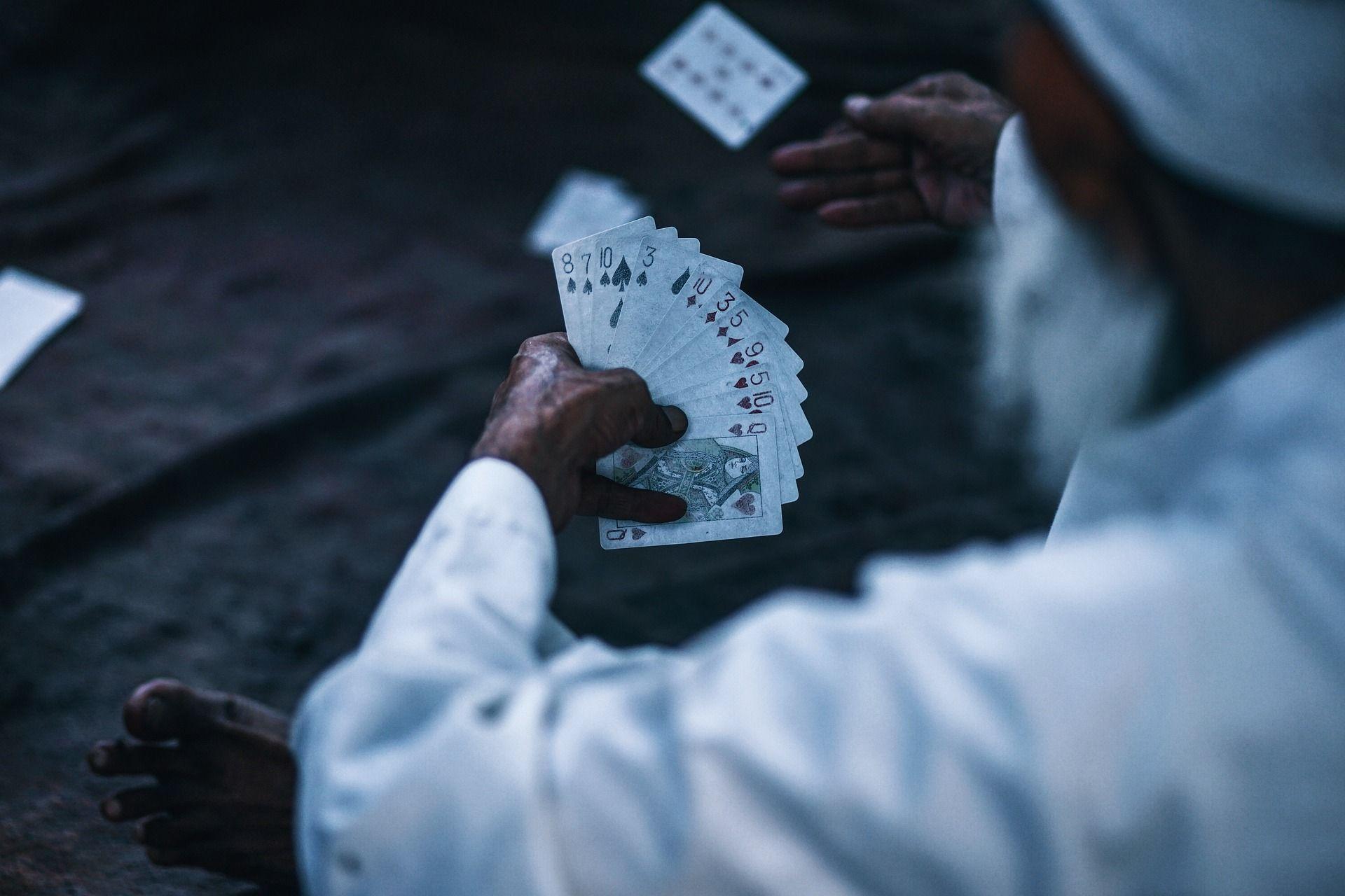Glücksspiel ist so alt wie Menschheit