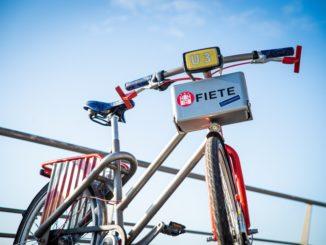 Radkampagne präsentiert mit dem U3-Fiete das meistgefahrene Fahrrad der Welt