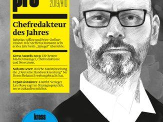 Steffen Klusmann ist Chefredakteur des Jahres