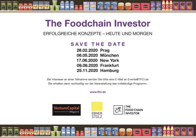 """""""TFCI The Foodchain Investor"""" 2020 erstmals auch in den USA"""