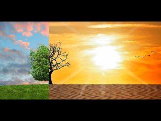 Das Klima wandelt sich IMMER, so lange wie es die Erde gibt
