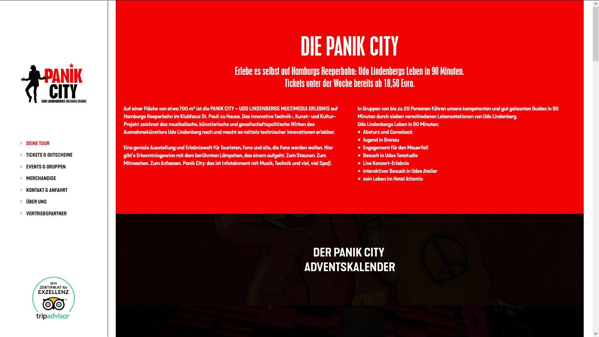Panik City feiert Erfolge im Jahr 2019