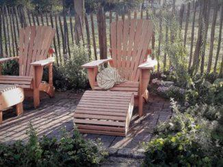 BeSeaside Seasider Chairs - Laissez-faire im Garten