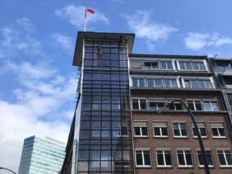 Frühling in Hamburg - wenn Fassaden in neuem Glanz erstrahlen