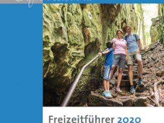 Mit dem neuen Freizeitführer die Südeifel erleben