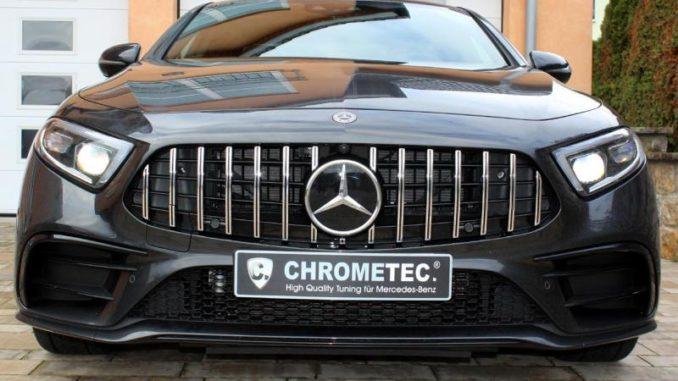 Chrometec-Facelift: Kühlergrill Panamericana Style