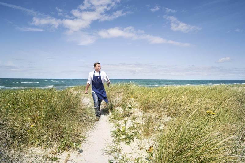 Sternekoch Pierre Nippkow (c) strandhotel-fischland.de