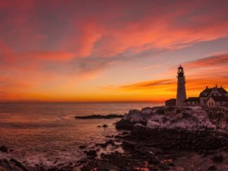 Portland Head Light (c) Maine Office of Tourism