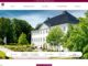 Screenshot Website schlossgut
