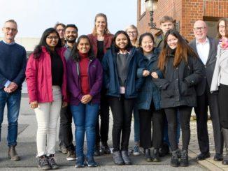 TUHH-Studierende errechnen Prognose für Gasnetz Hamburg