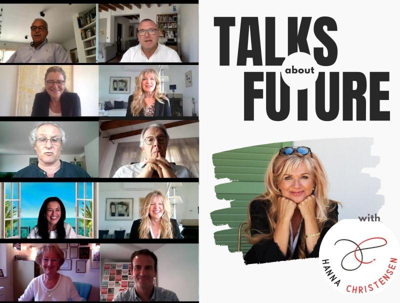 """""""Talks about Future"""", Experteninterviews mit Hanna Christensen"""