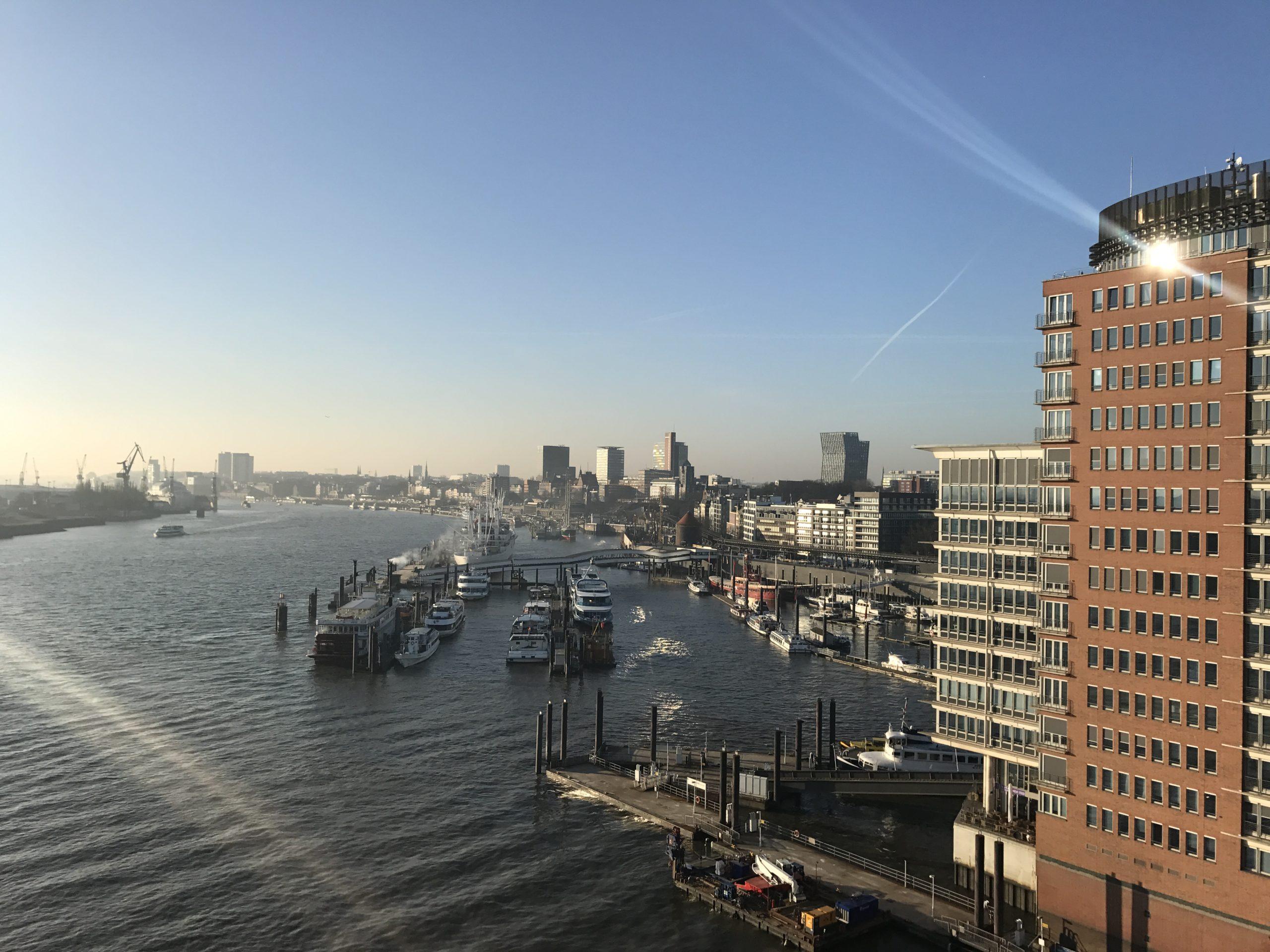 Hamburg ist eioner der touristischen Hotspots Europas - wenn nicht der ganzen welt