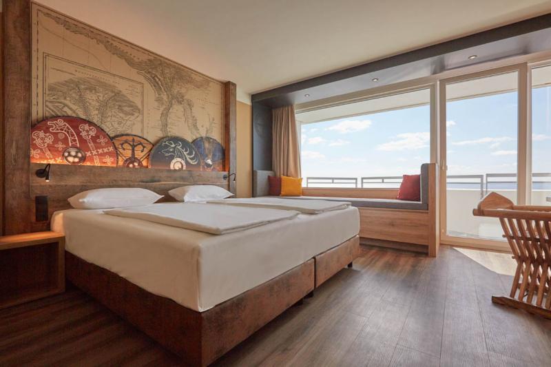 Urlauben mit Wikingerflair - in Schleswig-Holsteins größtem Themenhotel wird es Wirklichkeit