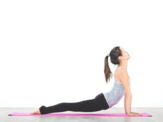 Yoga - und bald auch wieder in Gesellschaft