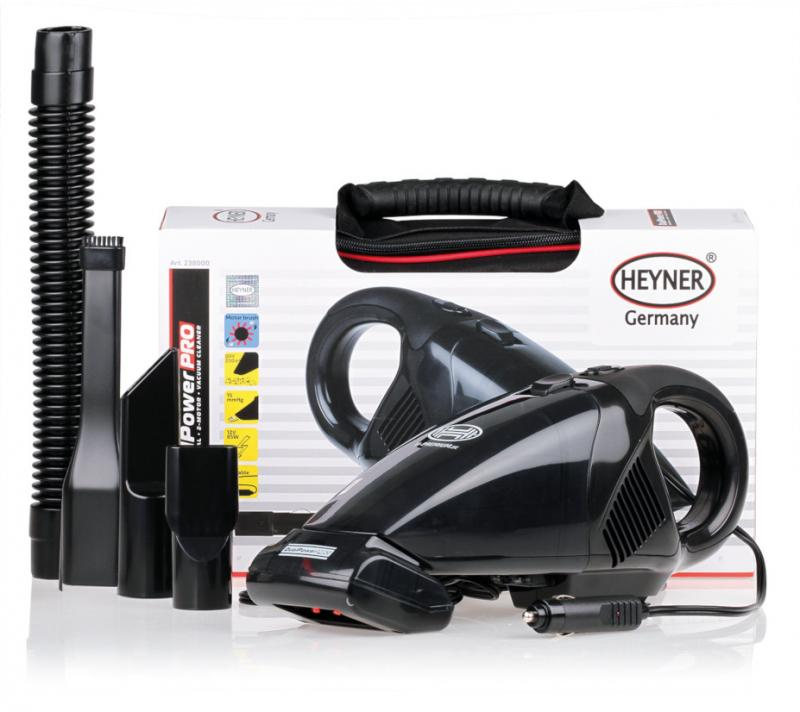Heyner Dual Pro Power Handlicher und leistungsstarker Sauger für das Auto