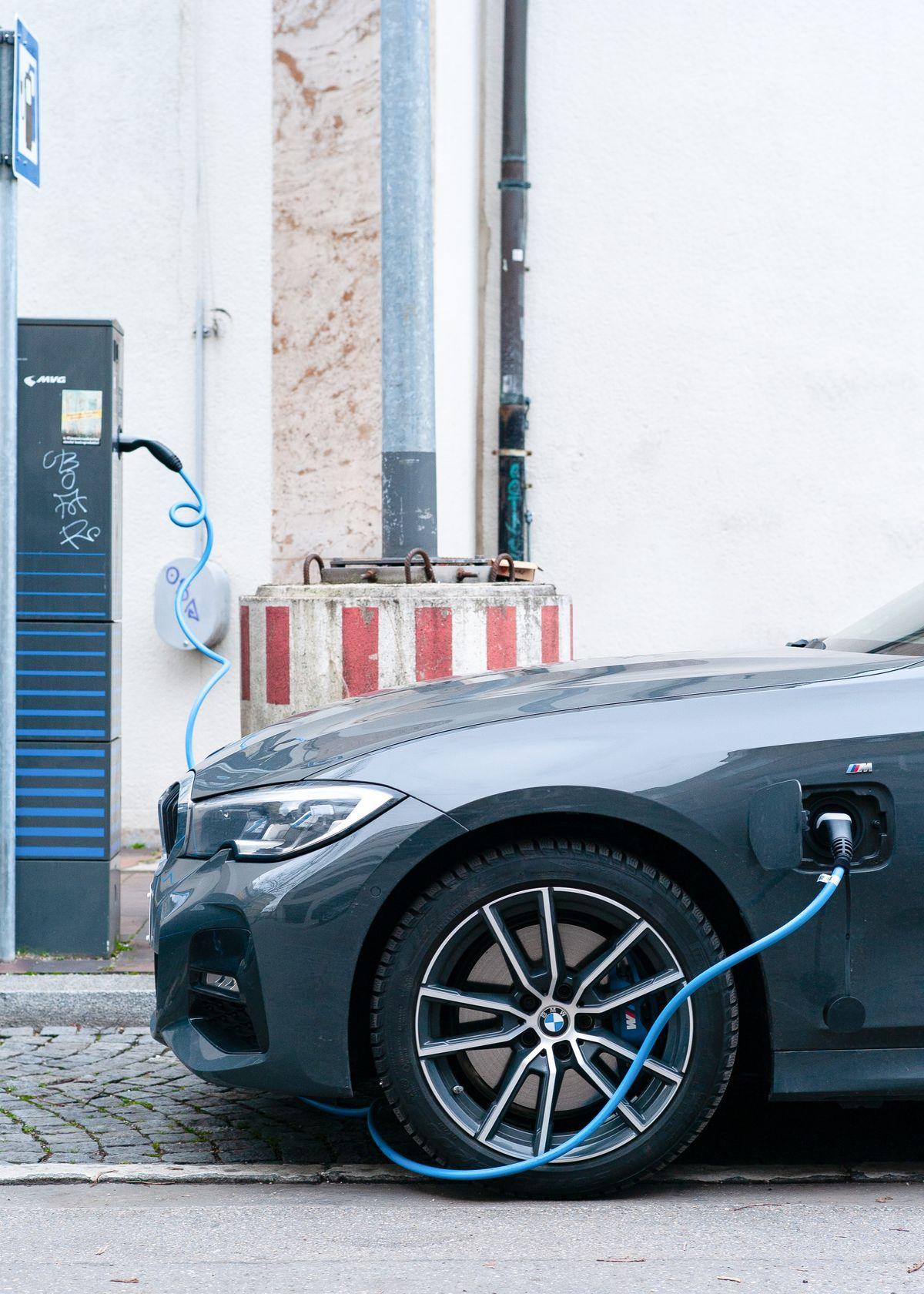 E-Fahrzeuge: Hamburg liegt auf dem dritten Platz
