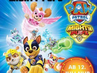 Paw Patrol Kinofilm, Hommage und Ferienkino