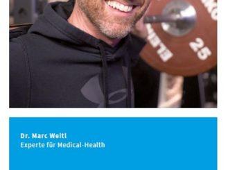 Bucherscheinung von Dr. Marc Weitl