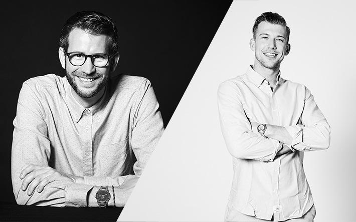 25hours Hotels stärken Sales Force mit Andreas Schnürer als Head of Sales und Thomas Pichler als Key Account Manager