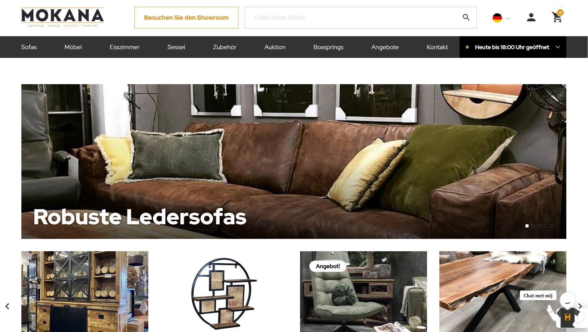 Vintage Möbel mit Stil und Potential