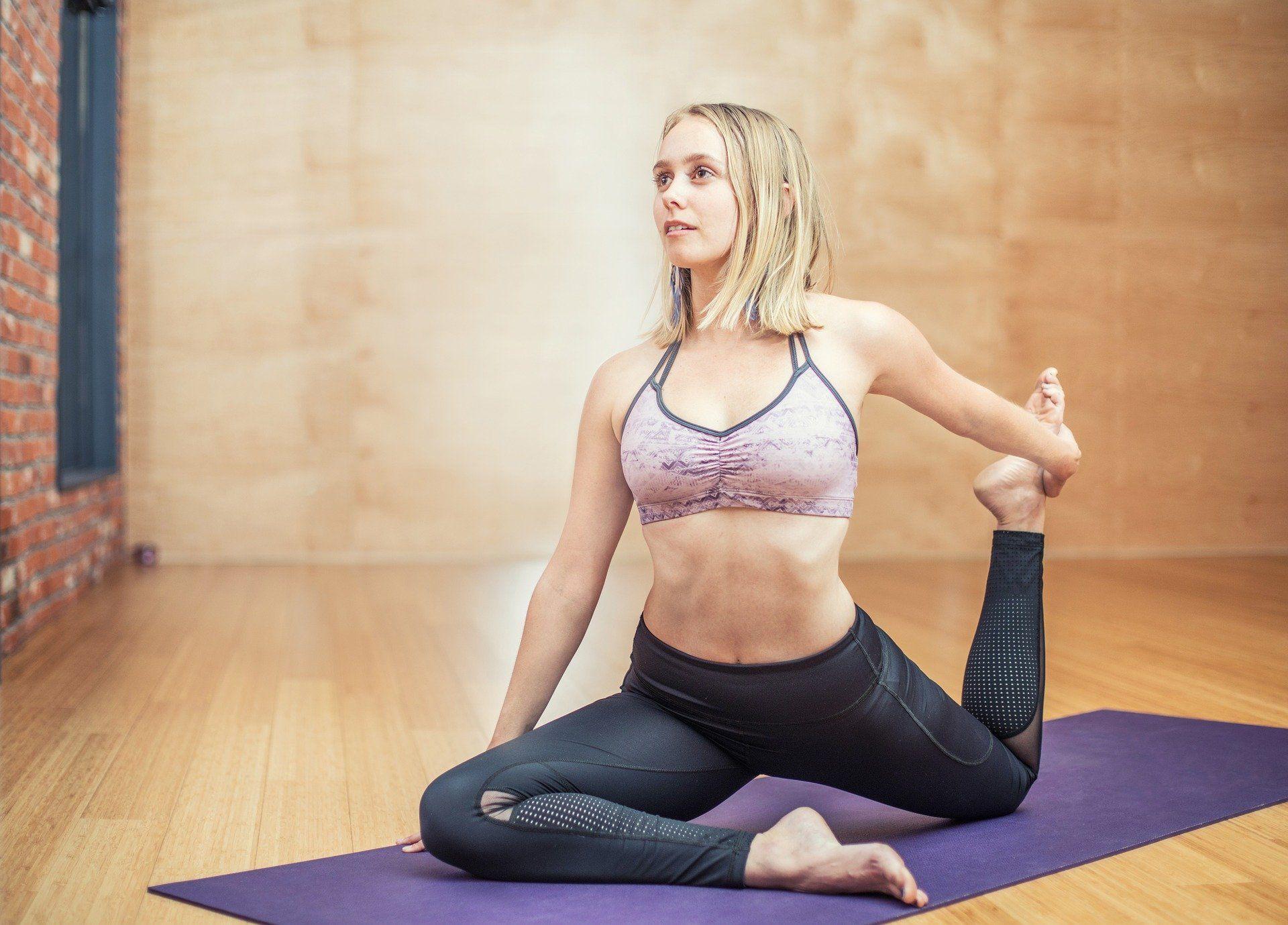 Yoga bingt es: Gesunder Geist in einem gesundem Körper