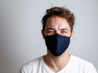 Revolutionäre Gesichtsmaske