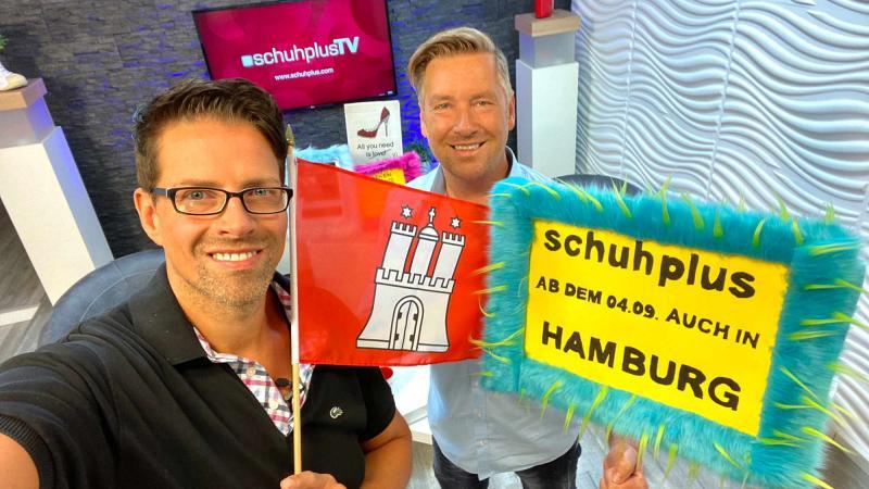 schuhplus eröffnet Filiale in Hamburg