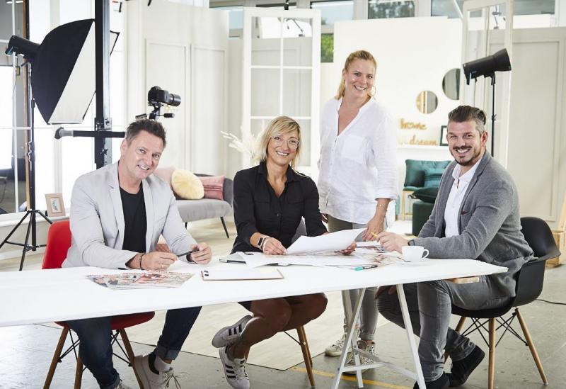 Dirk Stegenwaller und Annette Heinrich (Stegenwaller), Maja Harmel und Ruben Schmitz (Woolworth)