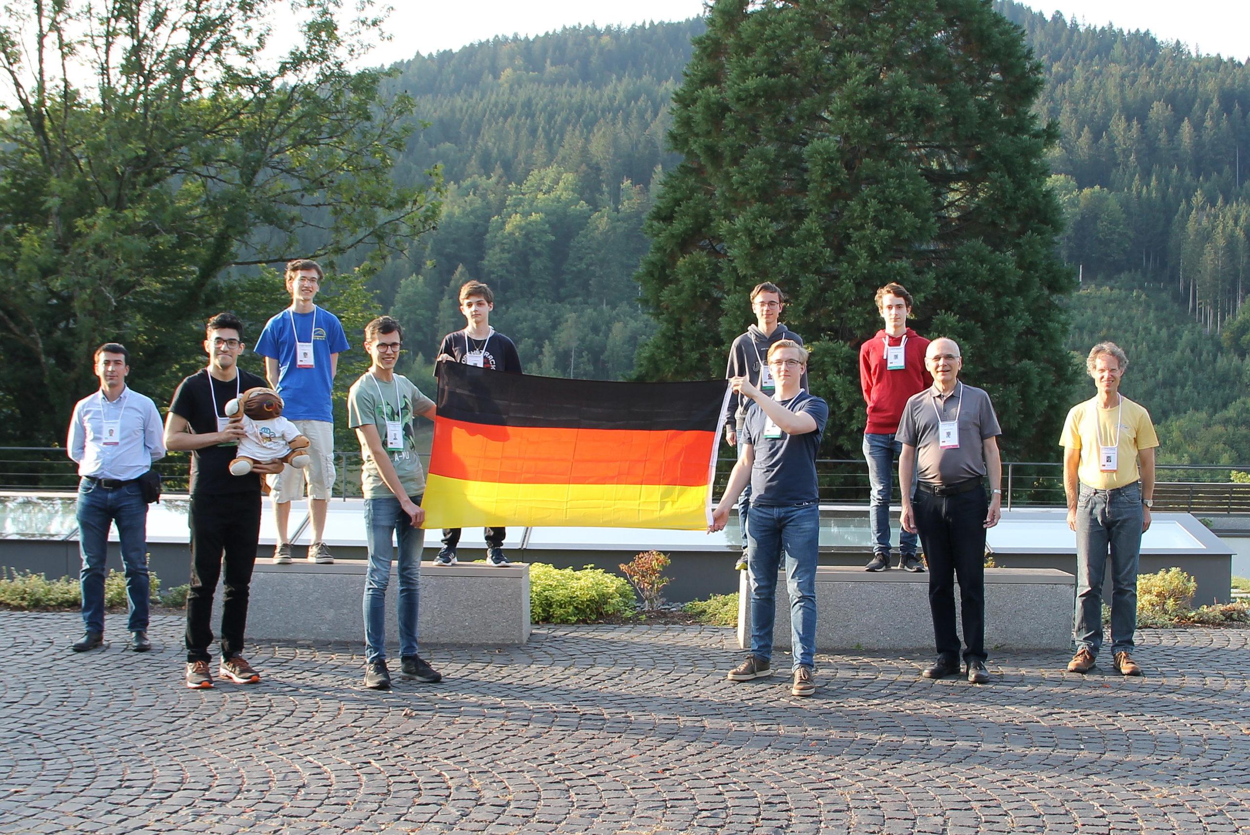 Deutsches Team holt sechs Medaillen bei der Internationalen Mathematik-Olympiade 2020
