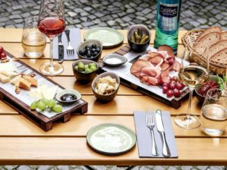 Neueröffnung - Berlins erster Weinlobbyist