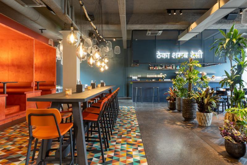 "Restaurant ""SVAAdish"" in Hamburg eröffnet am 19.09.2020"