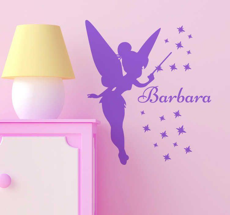 Wunderschöne Fototapete für das Babyzimmer