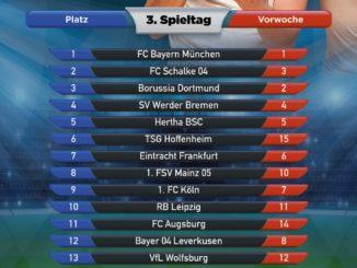 Heftige Fandiskussionen über Bayern München und Schalke 04