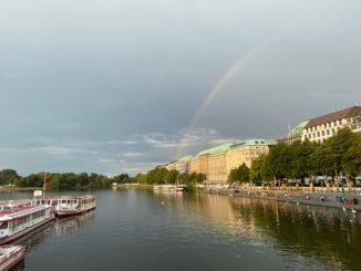Nach wie vor bei Touristen enorm beliebt - unsere schöne Hansestadt