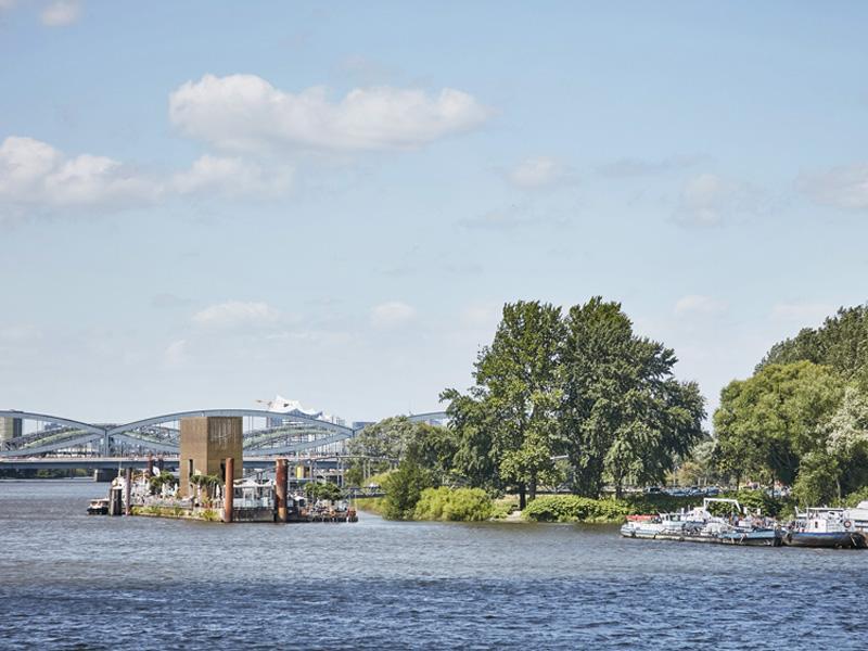Lebenswertes Wohnen am Wasser - Urban.isle Hamburg Rothenburgsort