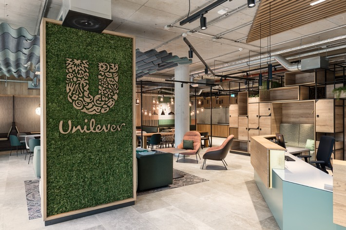 Unilever-MitarbeiterInnen gestalten die Zukunft der Arbeit im Herzen der Hansestadt