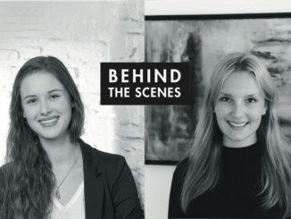 Syster Petersen und Britt Oelrichs �ber duales Studieren. Foto: privat / news aktuell Collage
