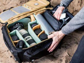 EVOC Professional-Line: Drohnen- und Foto-Rucksack zugleich