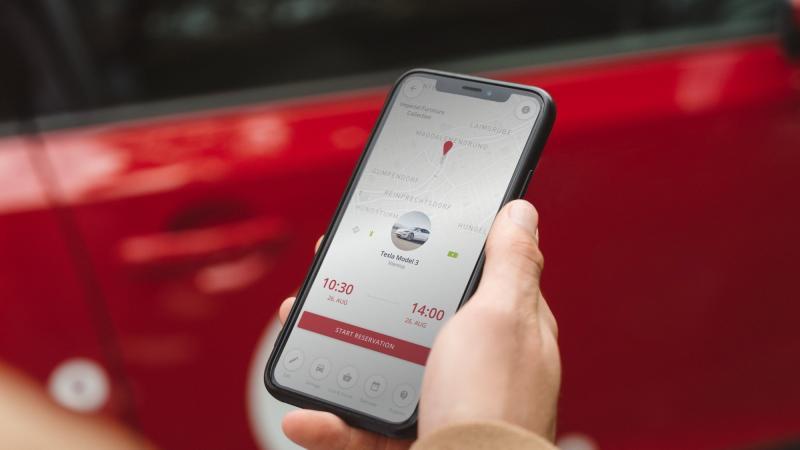 Neue Carsharingsoftware macht es möglich