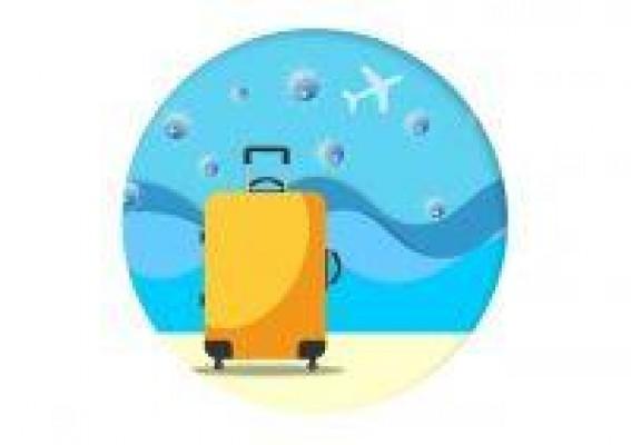 Online-Reisebüro für Reisen ab Flughafen Stuttgart (STR Airport). Bild von Alexandra_Koch auf Pixabay