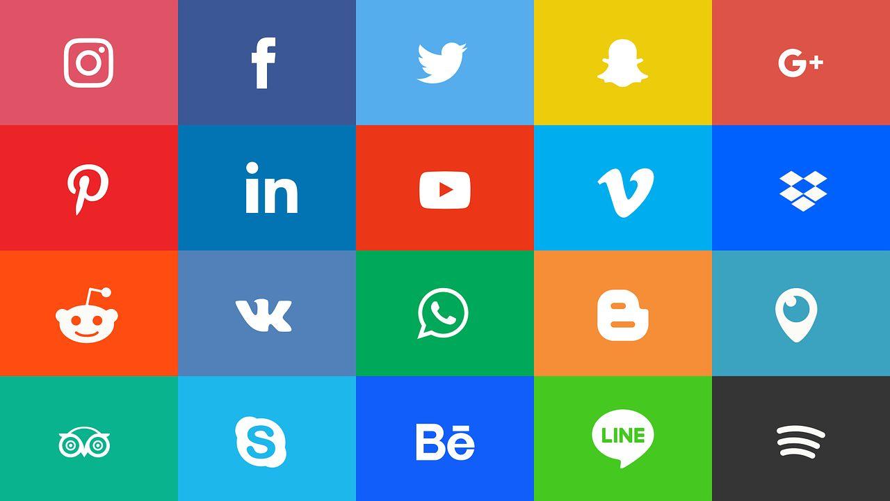 Social Media bestimmt fast unser unser ganzes Leben