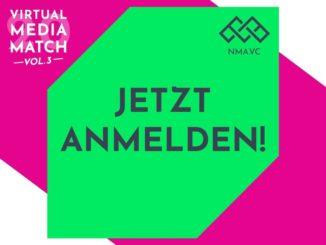 NMA Media Match: Globales Netzwerken leicht gemacht