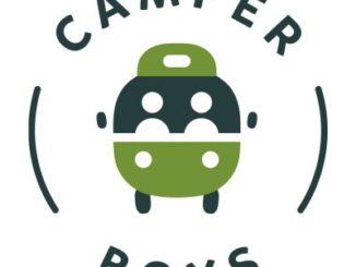 Verschiedene Camper-Modelle stehen zur Auswahl
