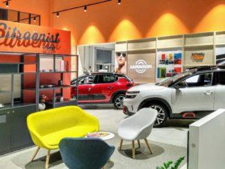 La Maison Citroën' - das erste deutsche Autohaus im neuen Vertriebsdesign bei Klaus + Co in Lübeck
