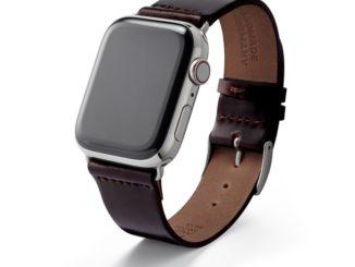 Edle Armbänder für die Apple Watch, handgefertigt
