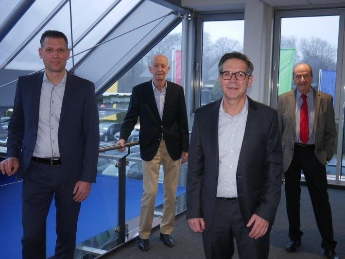Erweiterung der Geschäftsführung bei der Autohof Reimers GmbH
