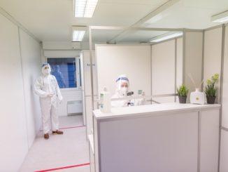 Neue Testcenter für Grenzgänger aus Polen und Tschechien