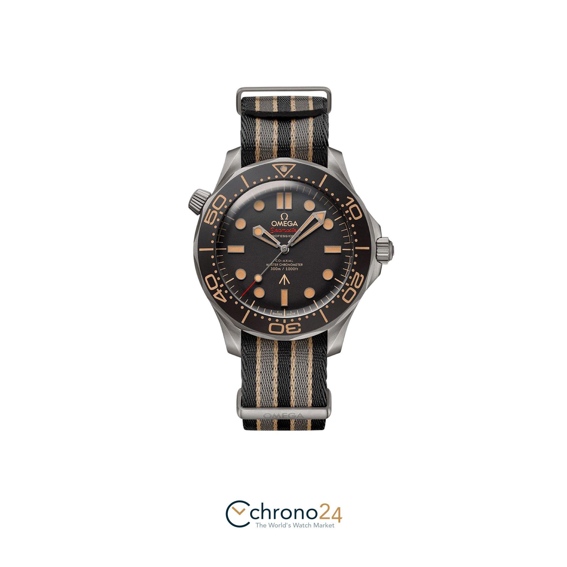 Omega-Seamaster-300M © Chrono24