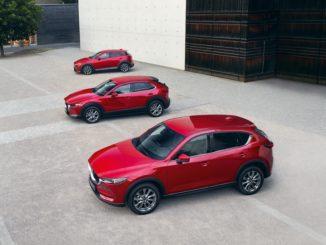 Bis zu 8950 Euro Ersparnis bei Mazda