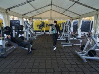 McFit öffnet Outdoor-Fitness-Studios in Deutschland